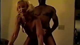 cuckold husband hotwife bull bbc interracial homemade facial