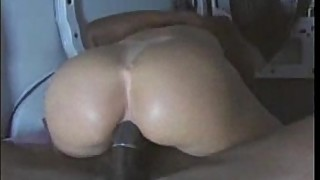 Horny Wife Takes BBC In Her Ass