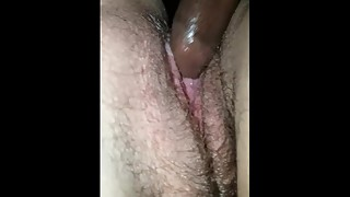 Wife get another bbc with creampie