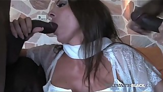Private Black Swiss Politician Wife Caroline Tosca &amp_ 3 BBCs!