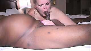 Jenna Jaymes Goes Crazy On BBC