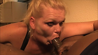 Jenna Jaymes (Camera #2) Extreme Slobbering Deepthroat Of BB