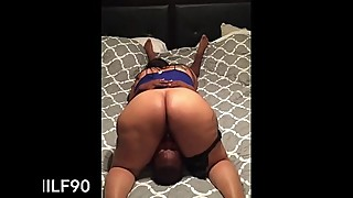 thick latina wife face riding