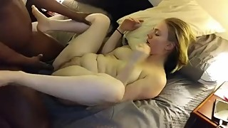 wife creampied by black lover