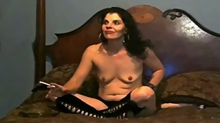 Slut Wife Gets Busted Masturbating to BBC Fantasy