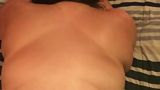 Slutty wife gives me her ass