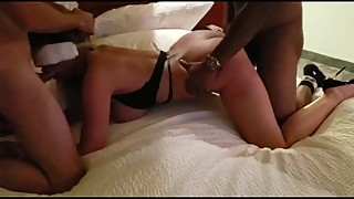 My Wife Brooklyna€™s BBC Hotel Affair Part 5 *3SOME*