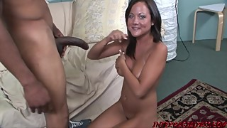 Slut Wife Sophia Finally Gets to Try a BBC