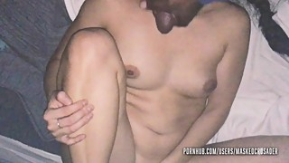 Asian Hotwife Dirty Talked and Queefing After Family Reunion