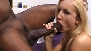 Very BBC and Young Blonde Wife (Camaster)