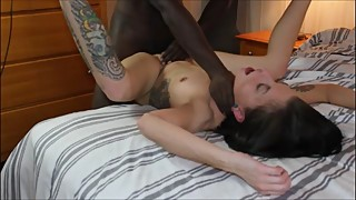 Hotwife MILF Interracial Fucking Cuckolding